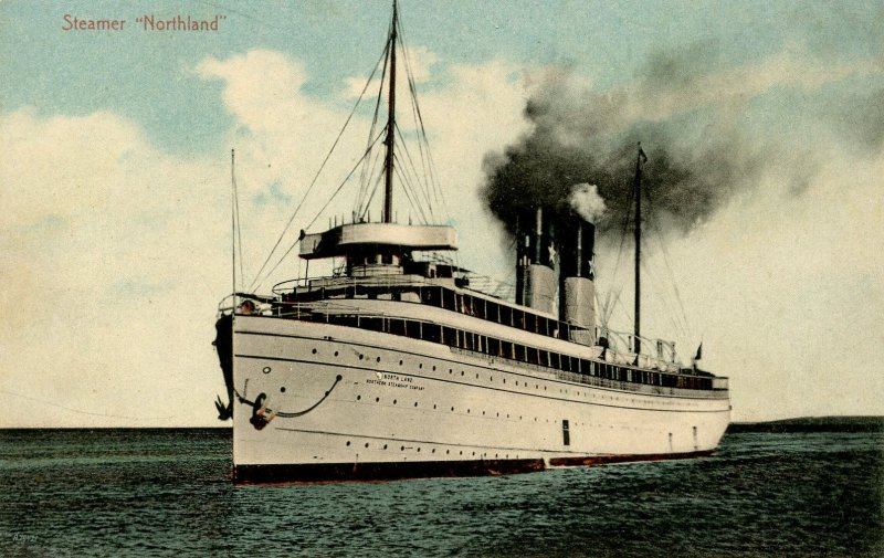Western Steamship Co. - SS North Land