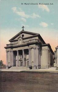 Indiana Richmond St Marys Church