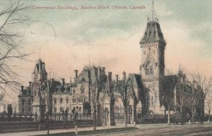 OTTAWA, Ontario, Canada, 1906; Government Buildings, Eastern Block