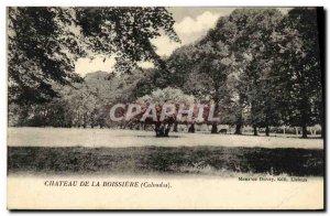 Old Postcard Chateau de la Boissiere