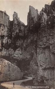 England Cheddar Cliffs, Castle Rock