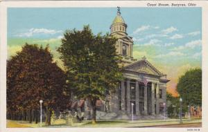 Court House, Bucyrus, PU 1967