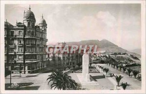 Modern Postcard Oran Square of Remembrance