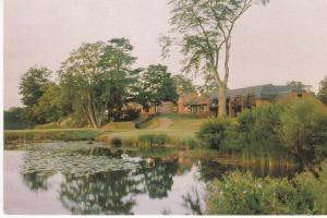 Post Card  Shropshire Pattingham Patshull Park Hotel