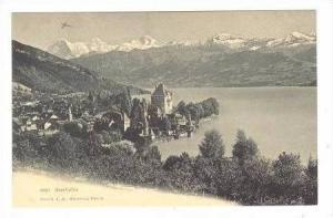 Oberhofen, Switzerland, canton of Aargau, Switzerland., 00-10s