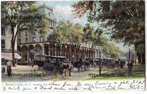 Congress Hall, Saratoga NY / Tucks 2036