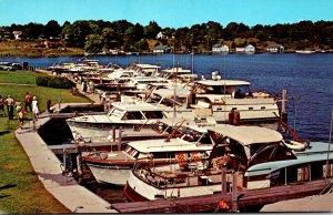 Michigan Charlevoix Harbor Cruisers