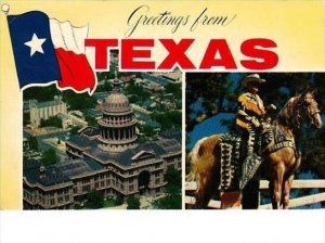 Texas Greetings From