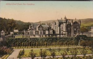Scotland Melrose Abbotsford From The Gardens