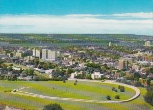 Canada Hamilton Aerial View From The Escarpment