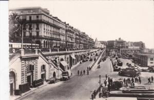 RP; ALGER, Les Rampes et le Boulevard de la Republique, 10-20s