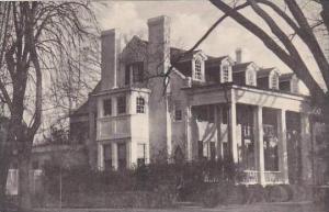 Virginia Hampton Presidents House Hampton Institute Albertype