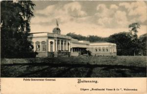 CPA Indonesia, Buitenzorg - Paleis Gouverneur (360782)