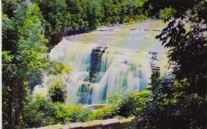 New York Castile Genesee River Gorge Letchworth State Park