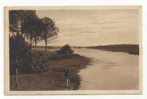 LANDES, PU-1927; Les Beaux Paysages de France, L'Etang d'AUREILHAN