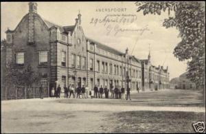 netherlands, AMERSFOORT, Infantry Barracks (1908)