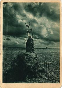 CPA AK Kreuz bei SAARBURG (470735)