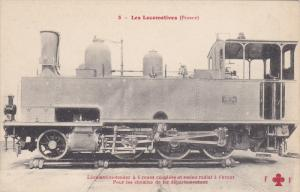 Les Locomotives , France , 00-10s : Locomotive-tender