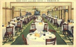 Park Caf» - Burlington, Vermont