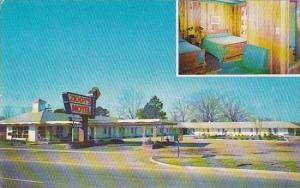 South Carolina Bamberg Ziggys Motel