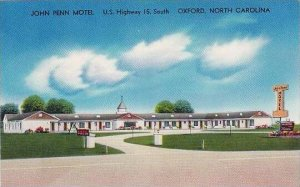 Florida Oxford John Penn Motel