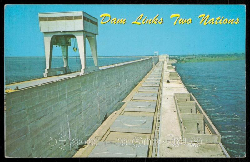 Dam Links Two Nations