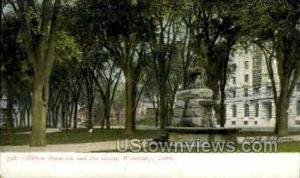 Welton Fountain