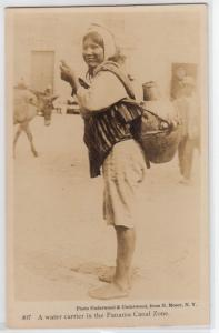 Water Carrier, Panama Canal Zone