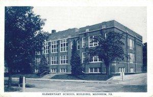 USA Elementary School Building Manheim Pennsylvania 03.31