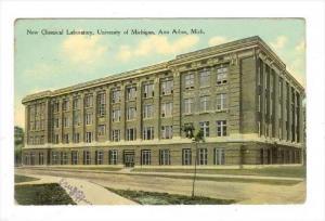 University of Michigan, Ann Arbor , Michigan, 00-10s   New Chemical Laboratory