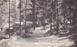 Idaho Coeur D'Alene Camp Cross Episcopal Church Artvue