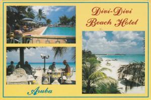 Divi-Divi Beach Hotel , ARUBA , PU-1985