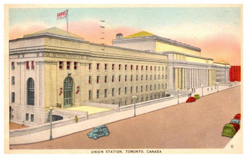 Canada  Toronto  Union Station