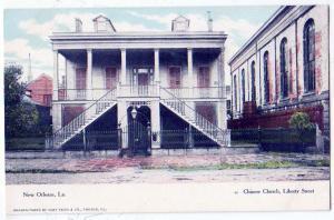Chinese Church, Liberty St. New Orleans LA