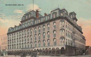 ERIE, Pennsylvania, PU-1915; The Reed House