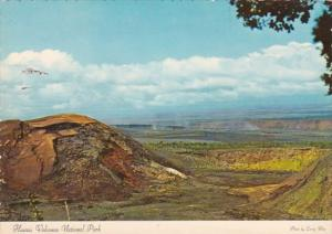 Hawaii Volcanos National Park Kilues-Iki Cinder Cone