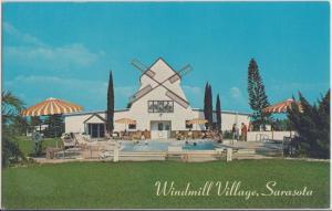 SARASOTA FL - WINDMILL VILLAGE Trailer Park 1960s era / Over 55+