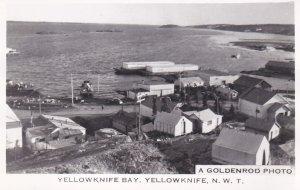 RP: Yellowknife Bay , YELLOWKNIFE , N.W.T. , Canada , 20-40s