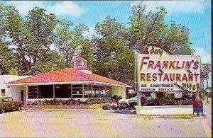 GA Statesboro Franklins Restaurant