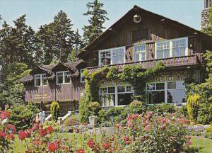 Restaurant Stanley Park Vancouver British Columbia Canada