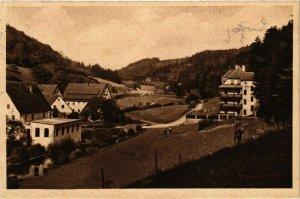 CPA AK Unter-Achtel Kurhaus u Restaurant C.Zeller GERMANY (959827)