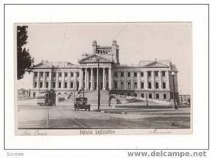 RP, Palacio Legislative, Montevideo, Uruguay, 1910s
