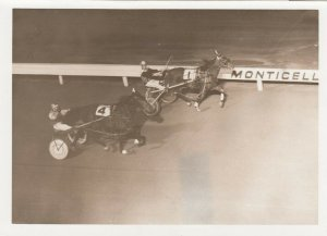 MONTICELLO, New York, Harness Racing, LUCKY REBELLION wins