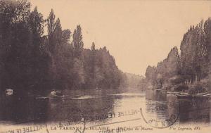Une Vue De Marne, La Varenne-St-Hilaire, France, 1900-1910s