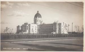 RP; REGINA, Saskatchewan, Canada, 1900-10s; Paliament Building