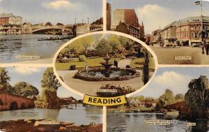Reading, Sonning Bridge Caversham Friar Street Vintage Cars White Hart Hotel