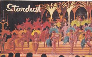 LAS VEGAS , Nevada , 50-60s , Stardust Casino, Showtime, Version-3