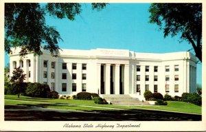 Alabama Montgomery Alabama State Highway Department Building 1967