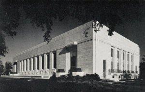 WASHINGTON , D.C. 1940s; Folger Shakespeare Library