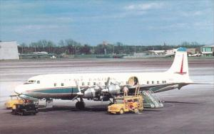 Eastern Airlines DC-7 Seen In 1959